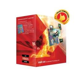 Procesor AMD A4-3400 (2core, 2.7GHz, 1MB, socket FM1, 65W, VGA HD6410D) Box