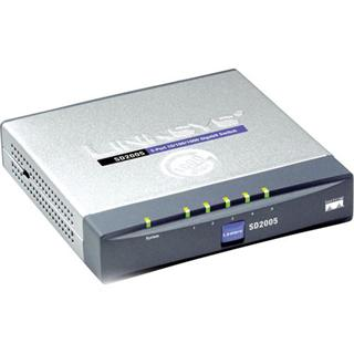 Switch Gigabit on Cisco Sd2005  Gigabit Switch  5xglan 10 100 1000