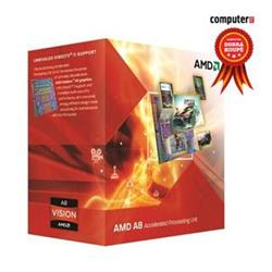 Procesor AMD A8-3870K Quad-core, 3.0GHz, 4MB, socket FM1, 100W, VGA HD6550D, Box